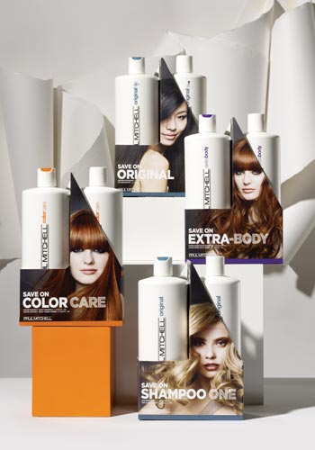 Paul Mitchell Liter Duos available at The Colorist Bar and Salon