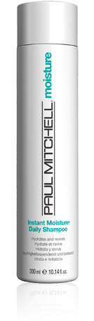 Paul Mitchell Instant Moisture Daily Shampoo available at the Colorist Bar & Salon in Cleveland