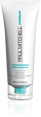 Instant Moisture Daily Treatment by Paul Mitchell - stock up today at The Colorist Bar & Salon - Cleveland's best hair salon!