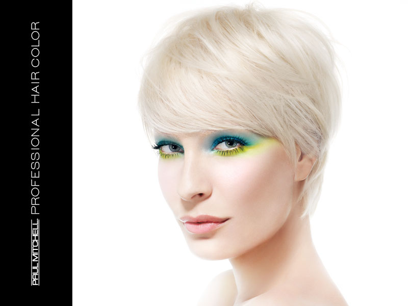 Blonde Hair Color - Paul Mitchell
