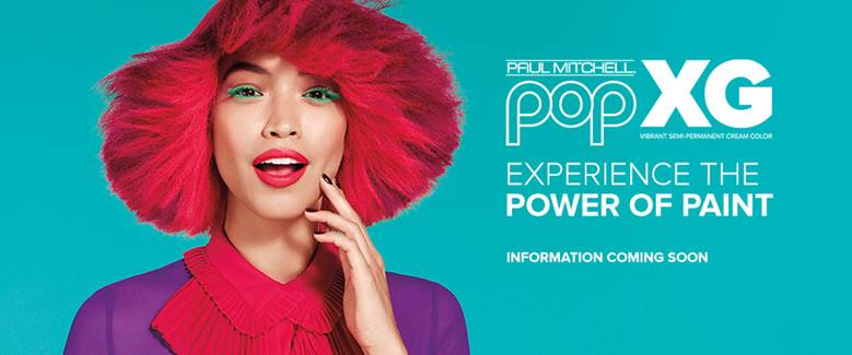 Paul Mitchell's POP XG is now available at the Colorist Salon in Cleveland!