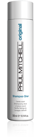 Paul Mitchell Shampoo One refills are 15% off this month at The Colorist