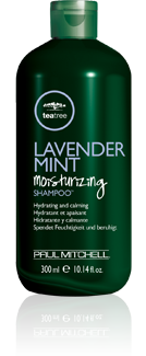 Paul Mitchell Tea Tree Lavender Mint Shampoo from The Colorist Bar & Salon Cleveland, Ohio