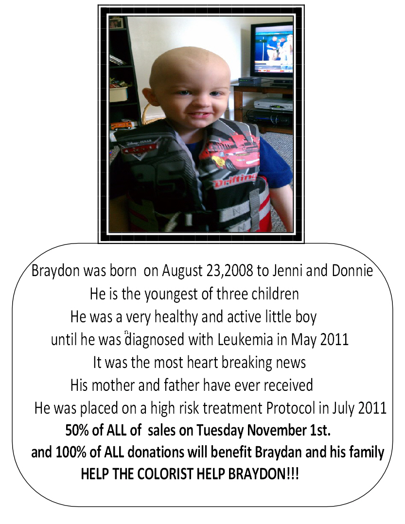 Braydon Fund Raiser
