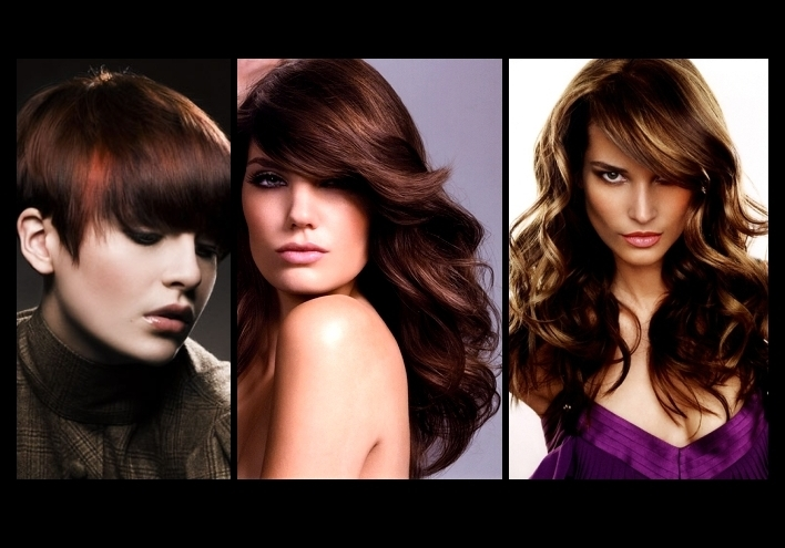 New Brunette Hair color ideas and shades