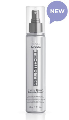 Paul Mitchell Forever Blonde Dramatic Repair | The Colorist Salon