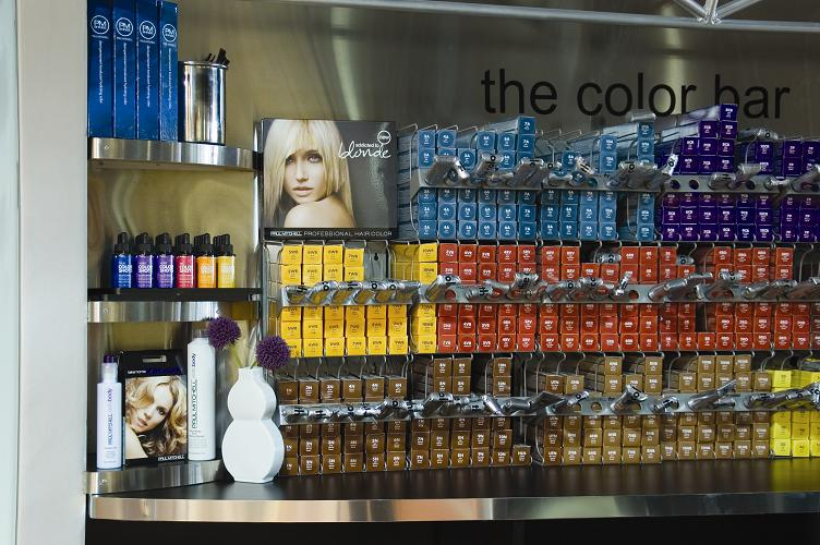 The Colorist Color Bar