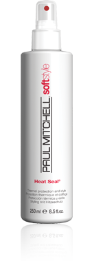 Paul Mitchell Heat Seal humidity resistant spray is available at The Colorist Bar & Salon in Cleveland