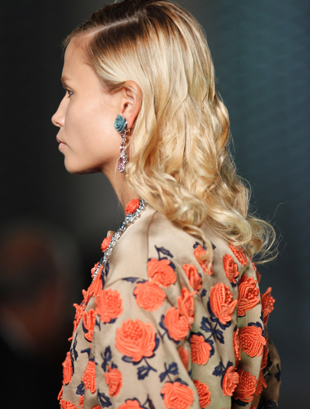 2012 Hair Trend | Waves | The Colorist Salon
