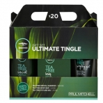 Paul Mitchell Tea Tree Tingle gift set at The Colorist Salon