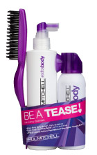 Paul Mitchell Teasing Brush and Hair Spray